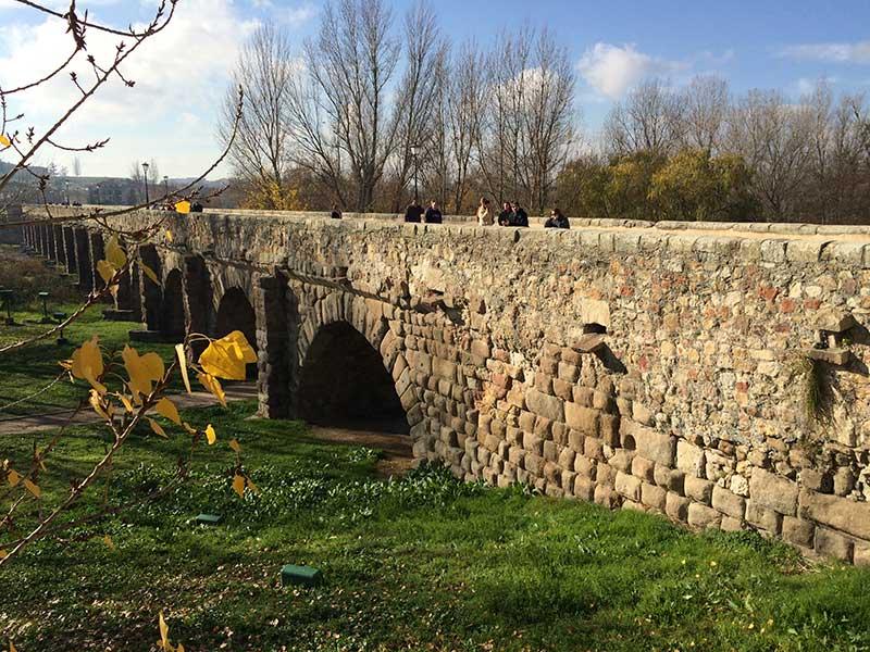 Qué ver en Salamanca en un día - Puente Romano