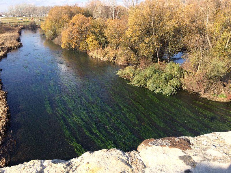 Qué ver en Salamanca en un día - Río Tormes