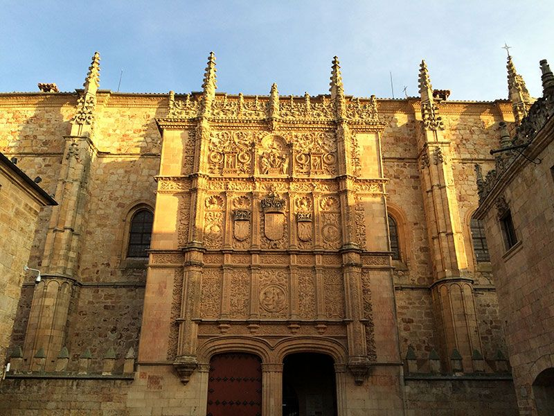 Qué ver en Salamanca en un día - Universidad