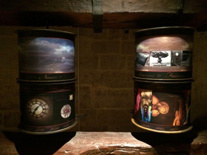 Qué ver en Salamanca en un día - Sala del reloj
