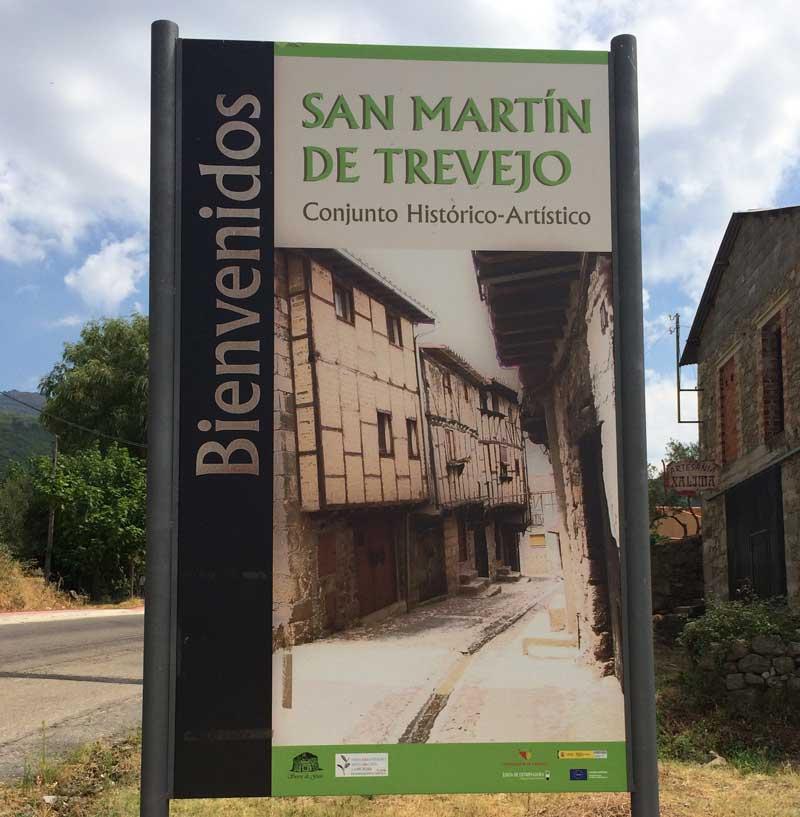 Qué ver en San Martín de Trevejo - Conjunto Histórico-Artístico