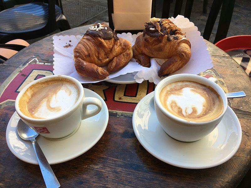 Qué ver en Trastevere - Roma - B&B Calisto 6 - Desayuno
