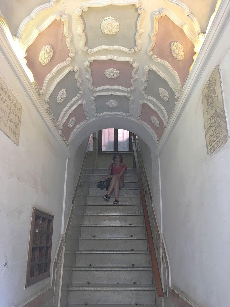 Qué ver en Trastevere - Roma - B&B Calisto 6 - Entrada edificio