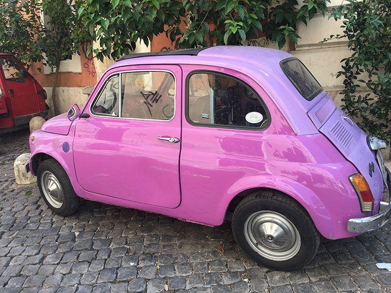 Qué ver en Trastevere - Roma - Coche