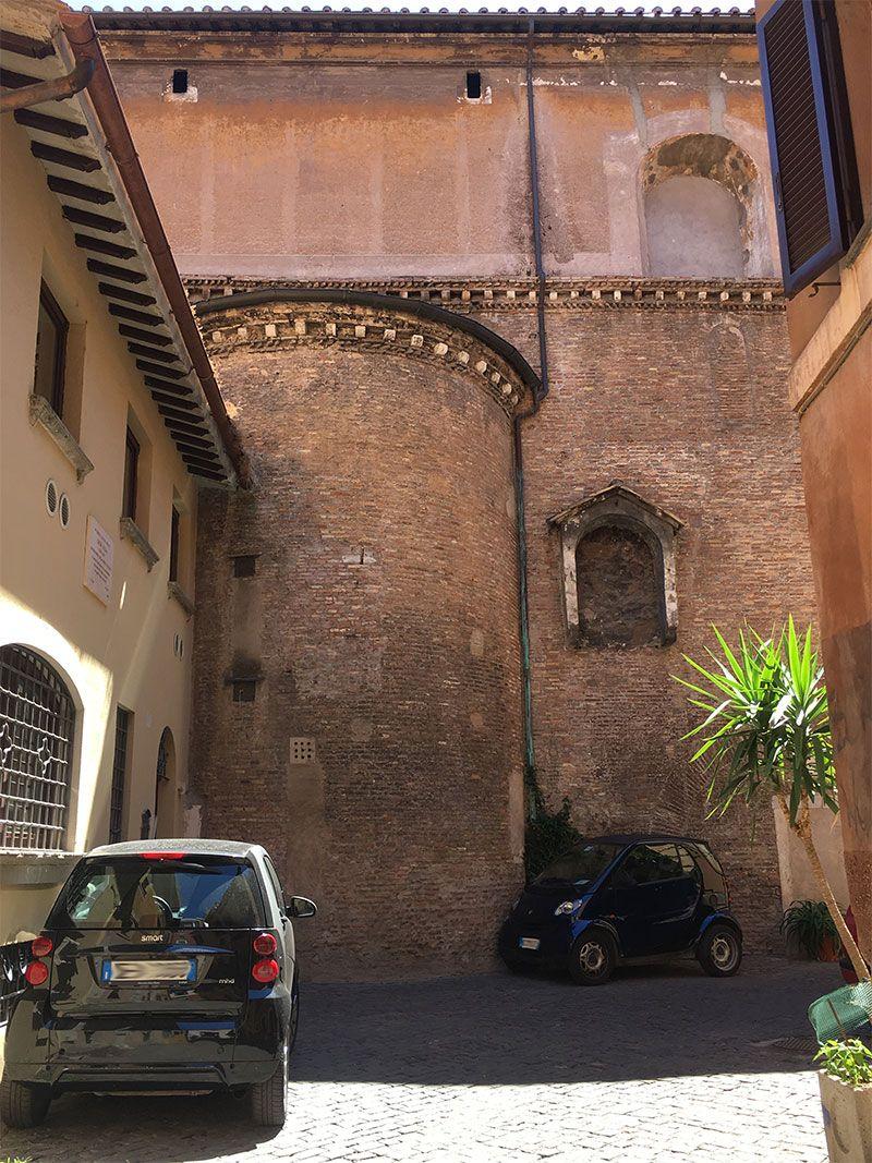 Qué ver en Trastevere - Roma - Muralla