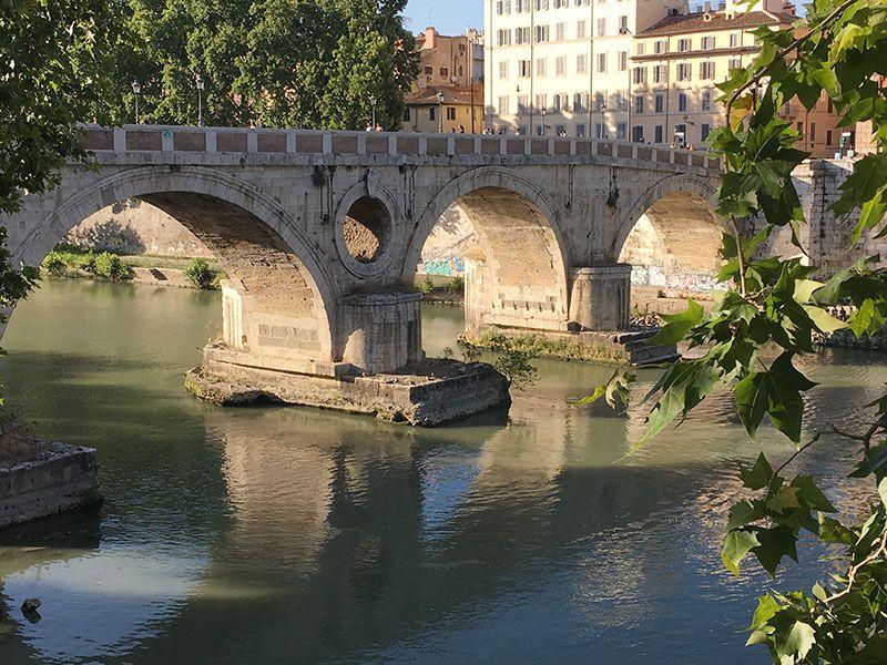 Qué ver en Trastevere - Roma - Puente Sisto