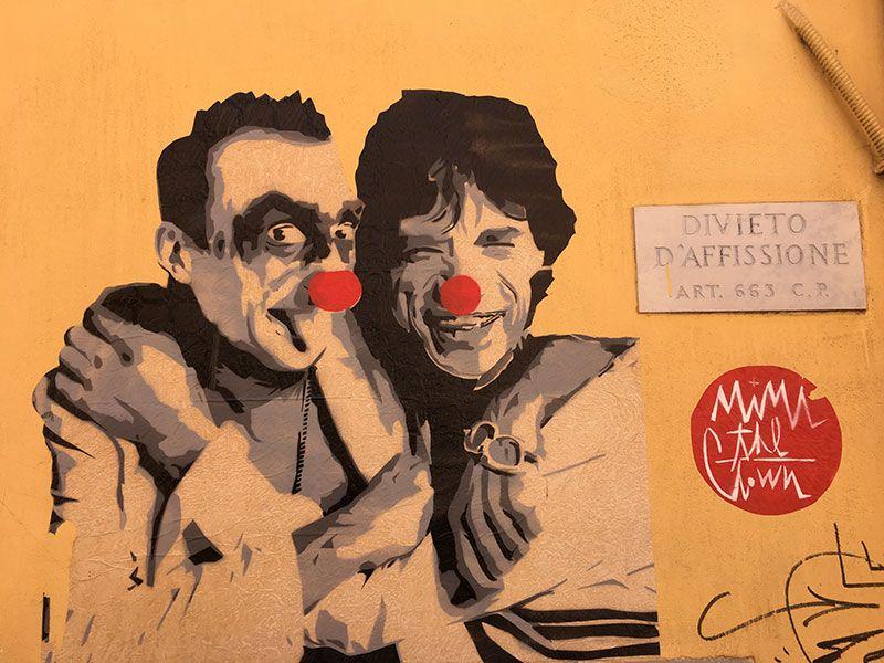 Qué ver en Trastevere - Roma - Street Art