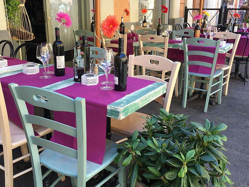 Qué ver en Trastevere - Roma - Terraza