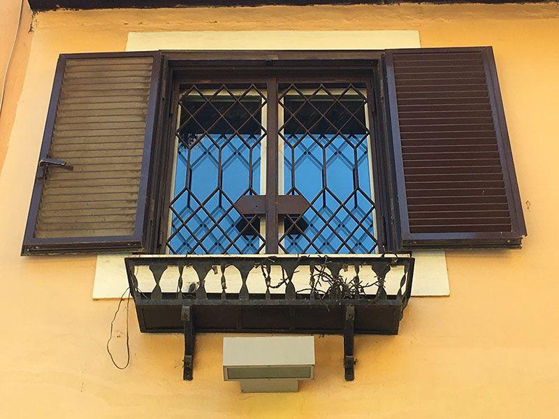 Qué ver en Trastevere - Roma - Ventana