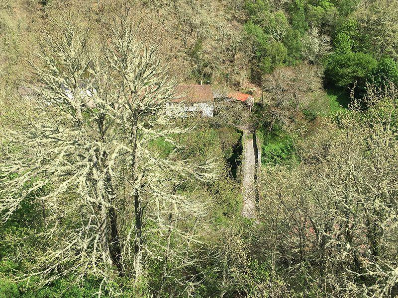 Qué ver en Trives - Ourense - Galicia - Puente Navea