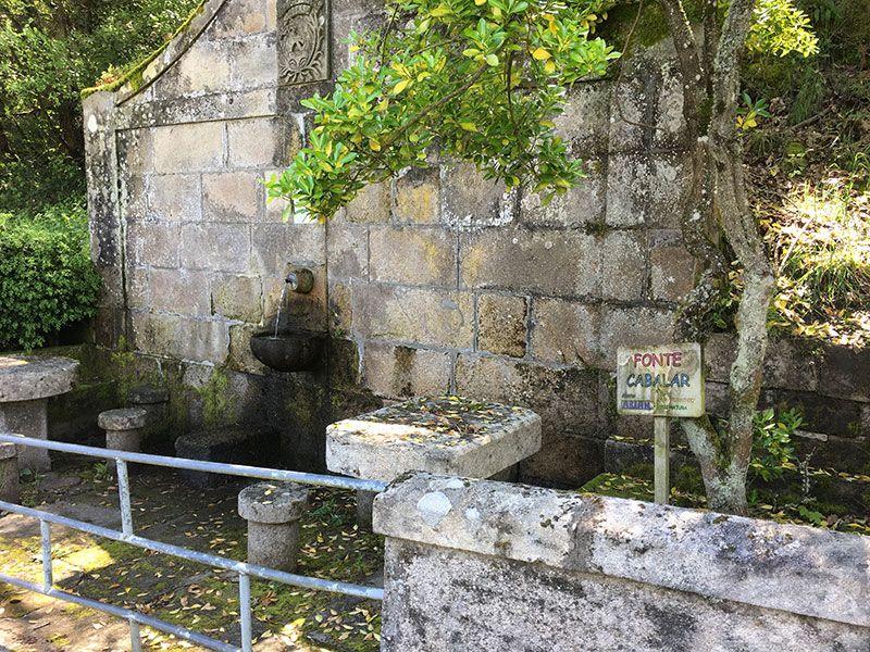 Qué ver en Trives - Ourense - Galicia - Fuente do Cabalar