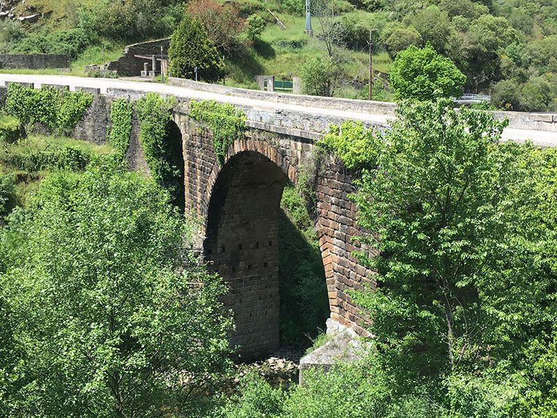 Qué ver en Trives - Ourense - Galicia - Puente Bibey