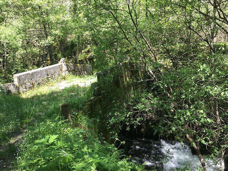 Qué ver en Trives - Ourense - Galicia - Puente do Cabalar