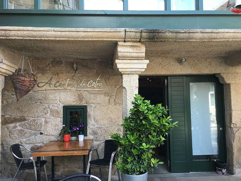 Qué ver en Trives - Ourense - Galicia - A Cantiña do Catro