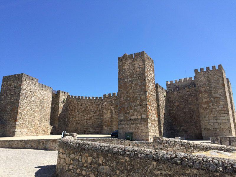 Qué ver en Trujillo - Castillo