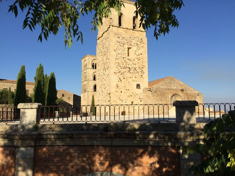 Qué ver en Trujillo - Iglesia de Santa María La Mayor