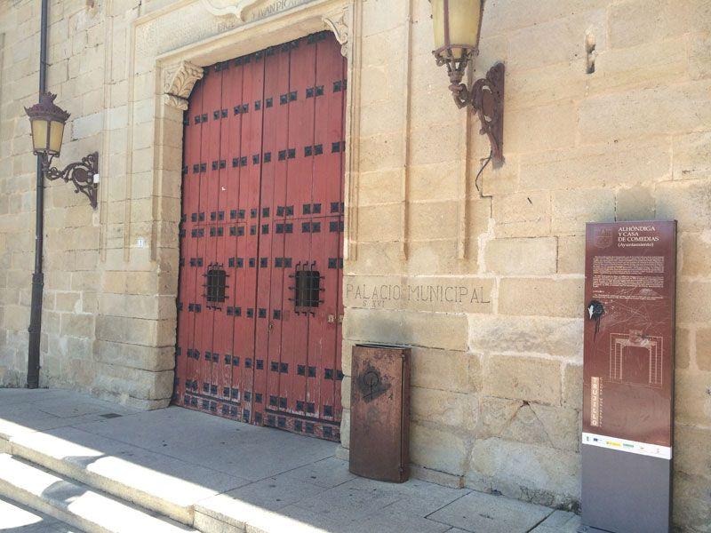 Qué ver en Trujillo - Palacio Municipal