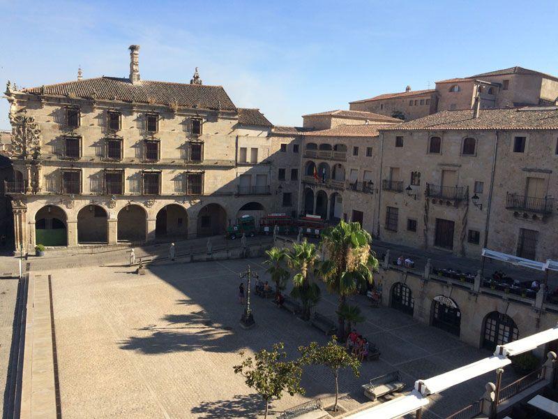 Qué ver en Trujillo - Plaza Mayor