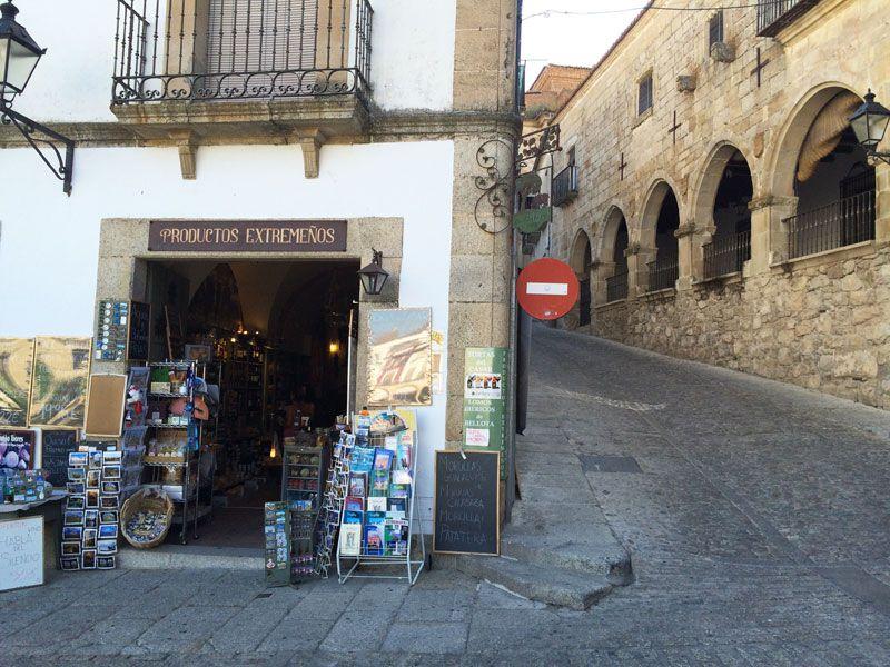 Qué ver en Trujillo - Tiendas artesanas