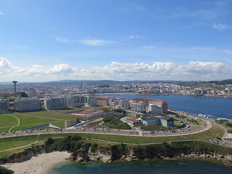 Qué ver en Galicia - A Coruña