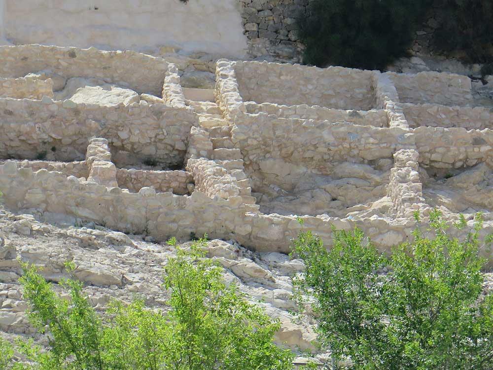 Qué hacer en Benidorm - Detalle de los restos arqueológicos