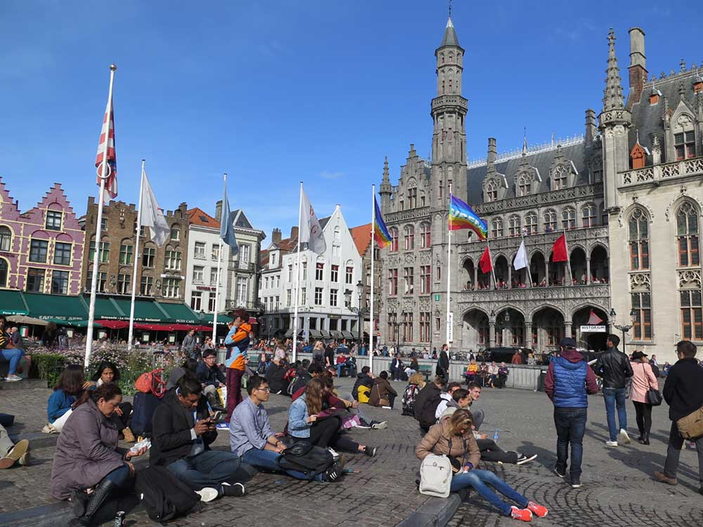 Plaza Grote Markt