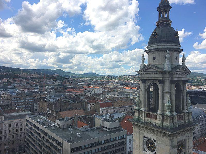 Qué ver en Budapest en 2 días - Vistas de Budapest