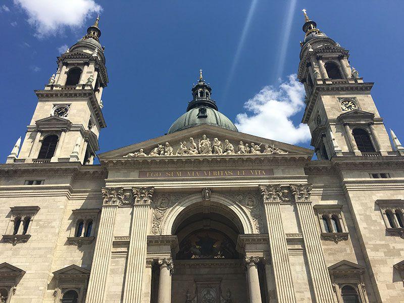 Qué ver en Budapest en 2 días - Basílica de San Esteban