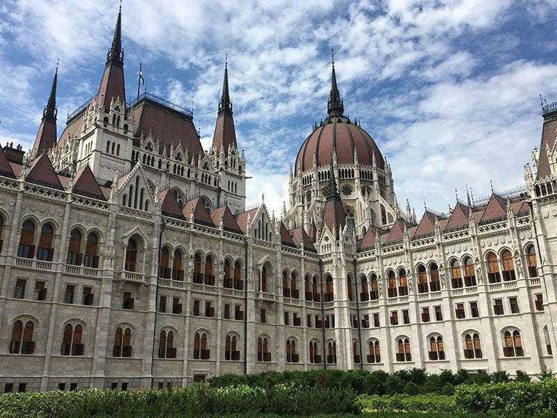 Qué ver y hacer en Budapest en 2 días - Parlamento