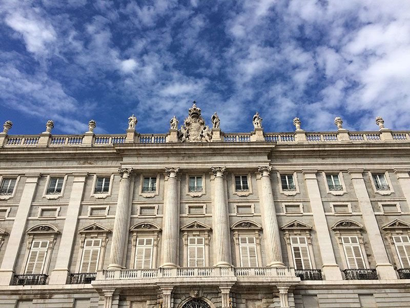 Qué ver y hacer en Madrid en un día - Palacio Real