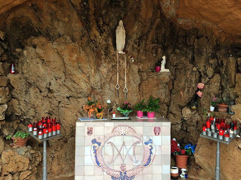 Qué ver y hacer en Menorca - Capilla de Nuestra Señora de Lourdes