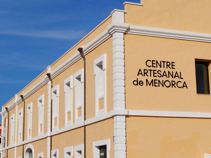 Qué ver y hacer en Menorca - Centro Artesanal