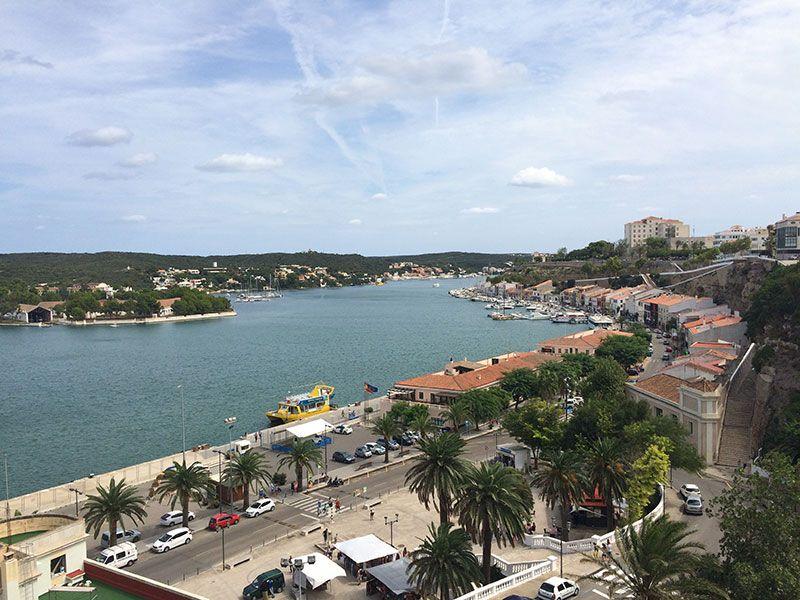 Qué ver y hacer en Menorca - Puerto de Mahón