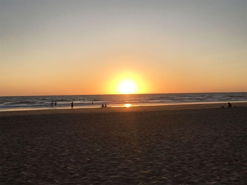 Qué ver y hacer en Vejer de la Frontera - Cádiz - Puesta de sol