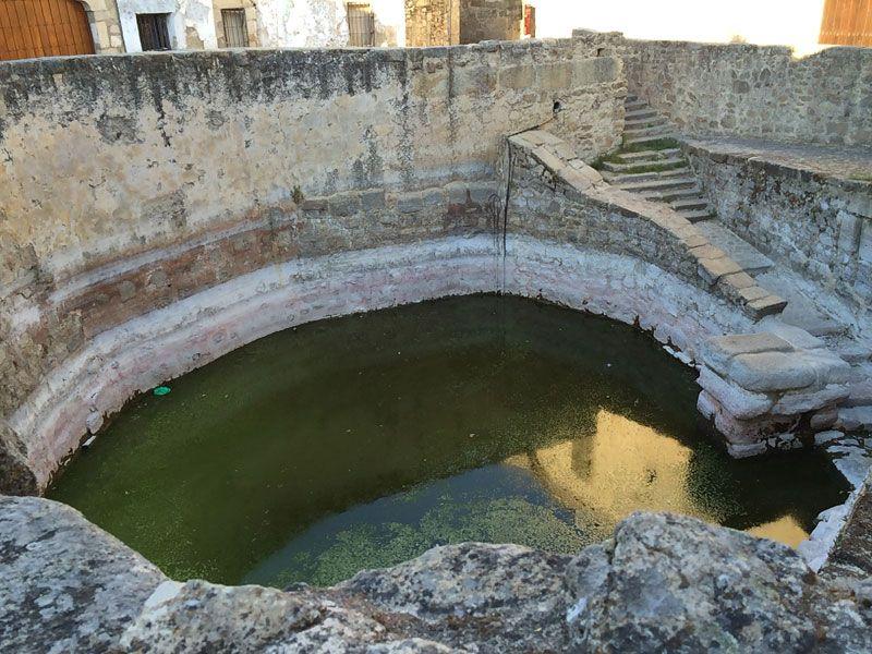 La Alberca del recinto amurallado de Trujillo