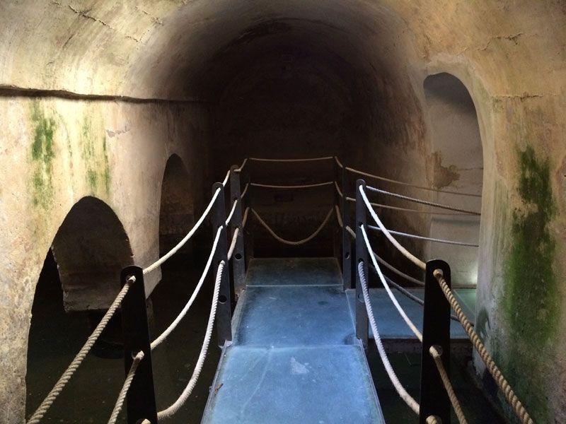 Aljibes del Castillo de Trujillo