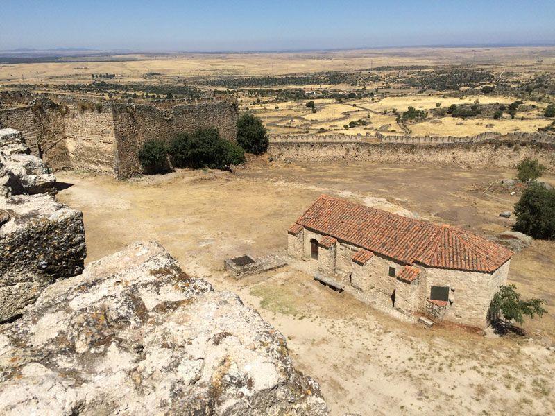 Recinto amurallado de Trujillo - Ermita de San Pablo