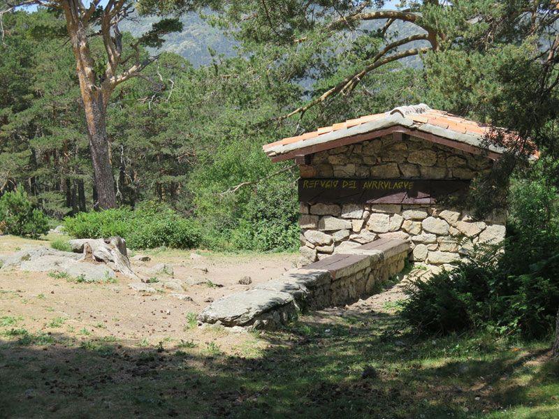 Refugio del Aurrulaque
