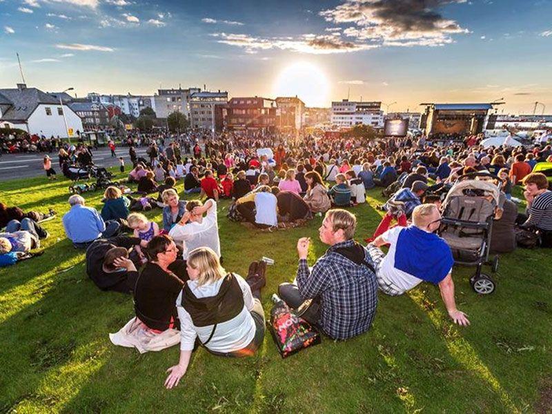 Reykjavik Culture Night 2014 - Literatura de Reikiavik