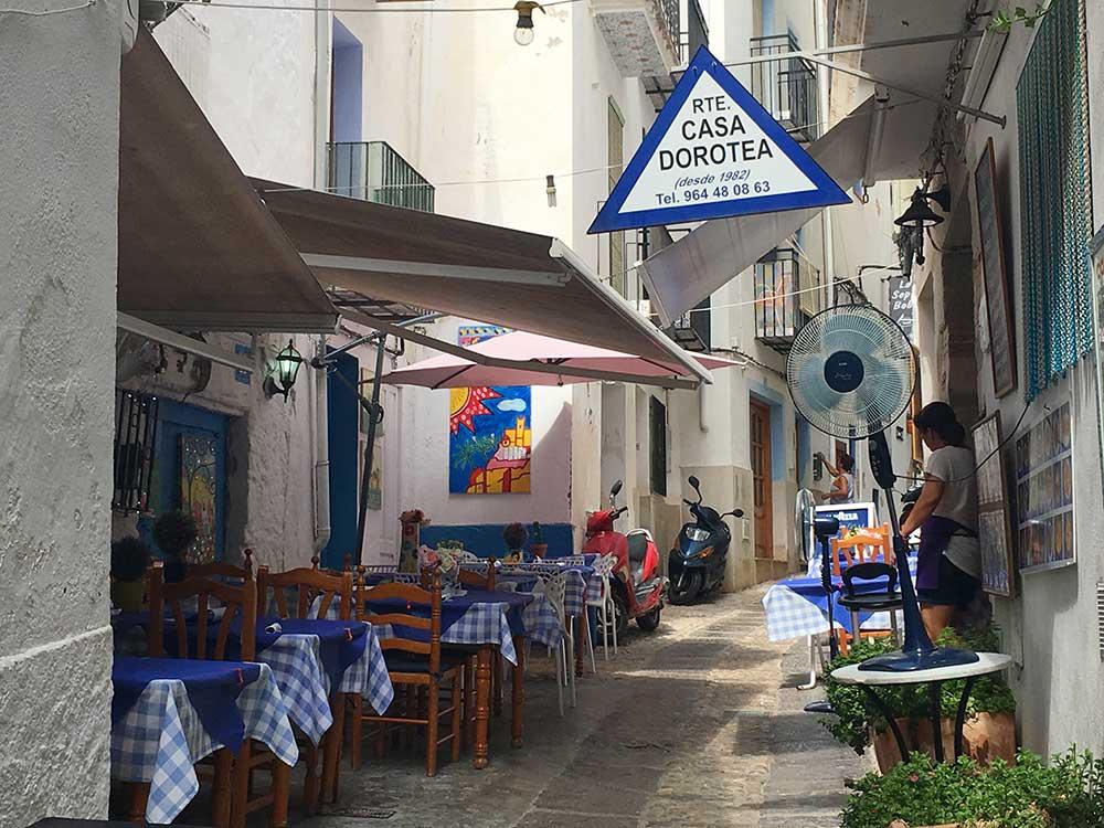 Restaurante Casa Dorotea de Peñíscola