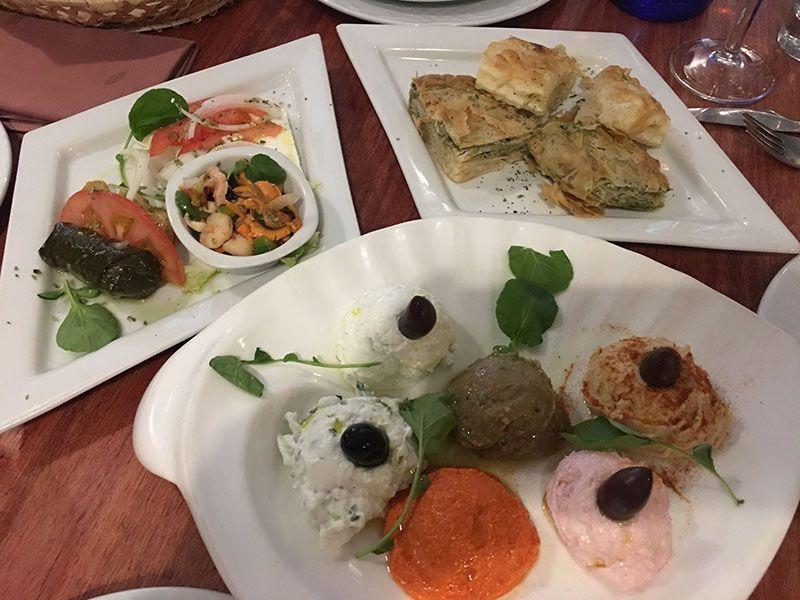 Restaurante griego Milos - Madrid