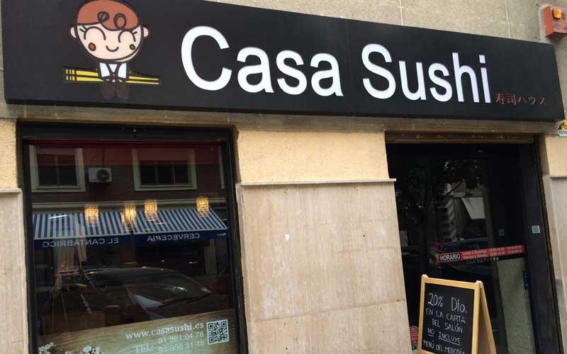 Restaurantes japoneses de madrid delicias niponas - Casa lista madrid ...