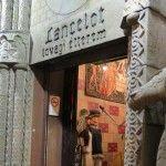 Restaurante medieval Sir Lancelot Budapest - Entrada