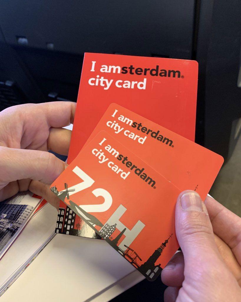 Rincones secretos de Amsterdam - I amsterdam City Card