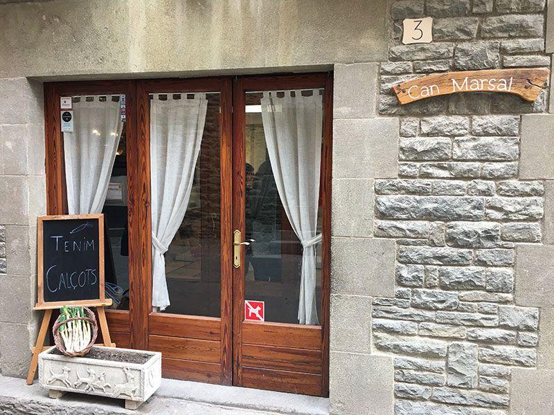 Rupit i Pruit - Pueblos con encanto de Barcelona - Restaurante Can Marsall