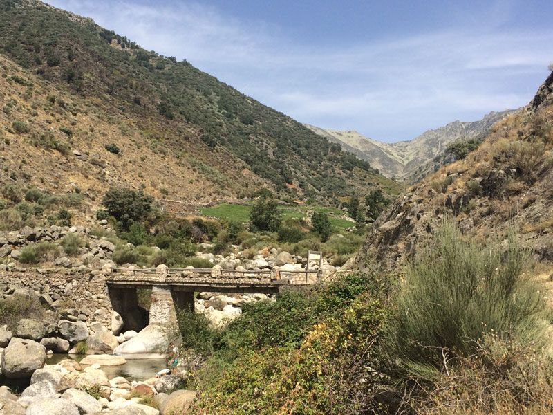 Ruta del Trabuquete - Puente de Los Tocinos