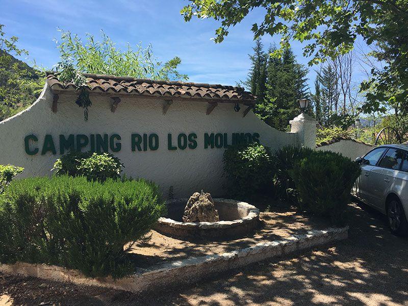 Ruta de senderismo Las Acebeas - Navalperal - Aparcamiento del Camping Río de Los Molinos