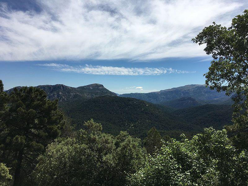 Ruta de senderismo Las Acebeas - Navalperal - Más panorámicas del entorno