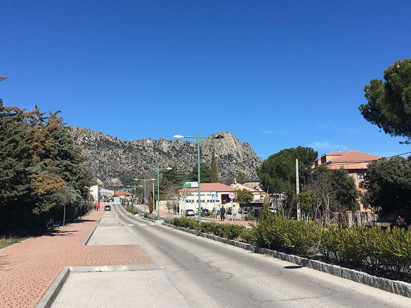 Ruta de senderismo Usos y Oficios Tradicionales - La Cabrera - Madrid - La Cabrera