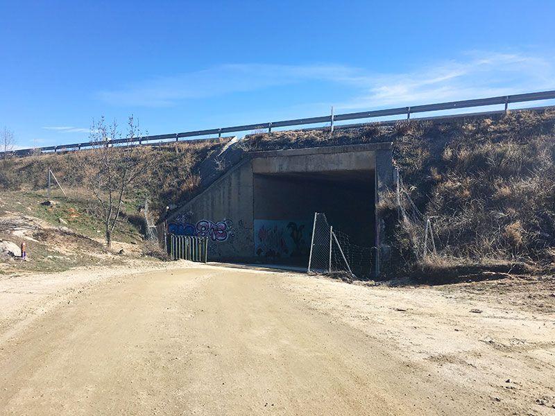 Ruta de senderismo Usos y Oficios Tradicionales - La Cabrera - Madrid - Túnel